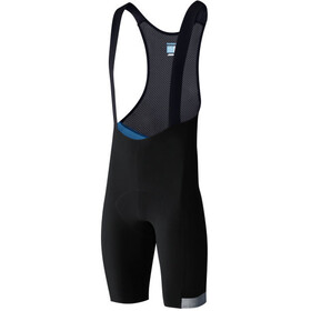 Shimano Evolve Bib Shorts Heren, navy